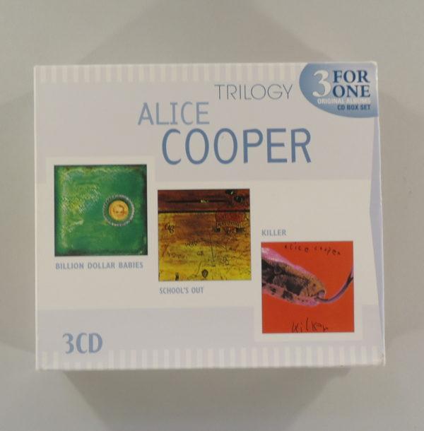 Alice Cooper – Trilogy