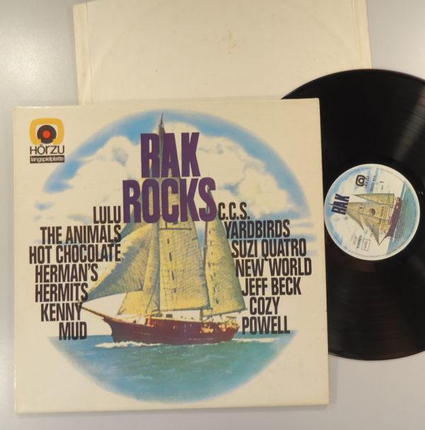 Various – Rak Rocks