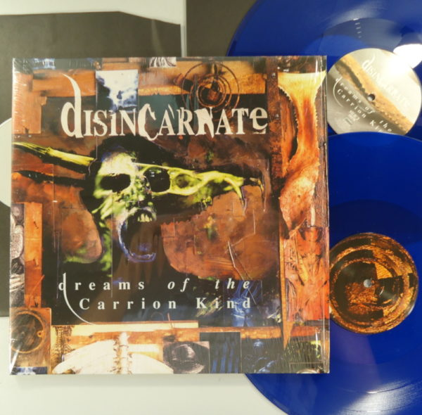 Disincarnate ‎– Dreams Of The Carrion Kind