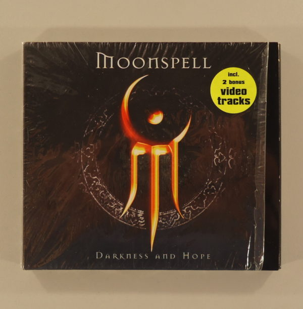 Moonspell – Darkness And Hope
