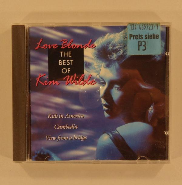 Kim Wilde – Love Blonde - The Best Of Kim Wilde