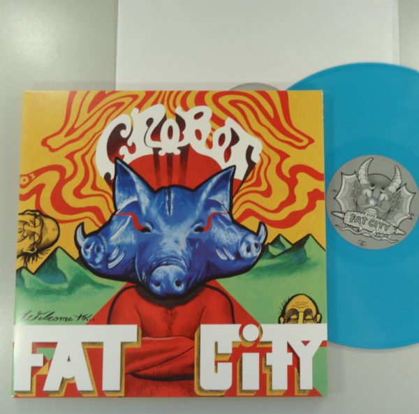 Crobot ‎– Welcome To Fat City