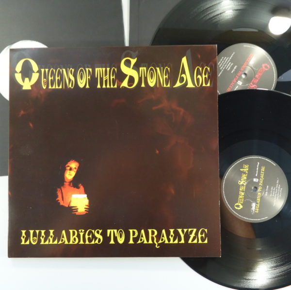 Queens Of The Stone Age ‎– Lullabies To Paralyze