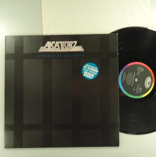 Alcatrazz – Disturbing The Peace