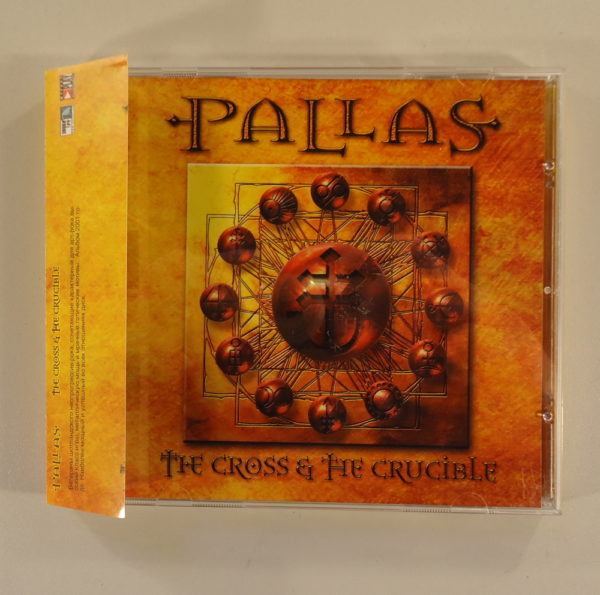 Pallas – The Cross & The Crucible