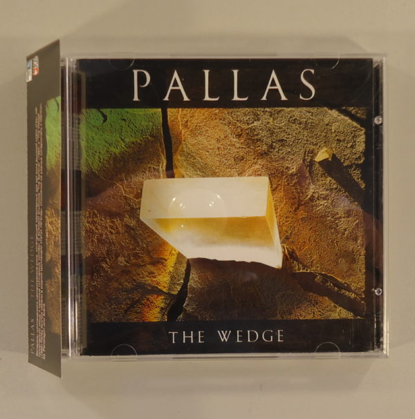 Pallas ‎– The Wedge