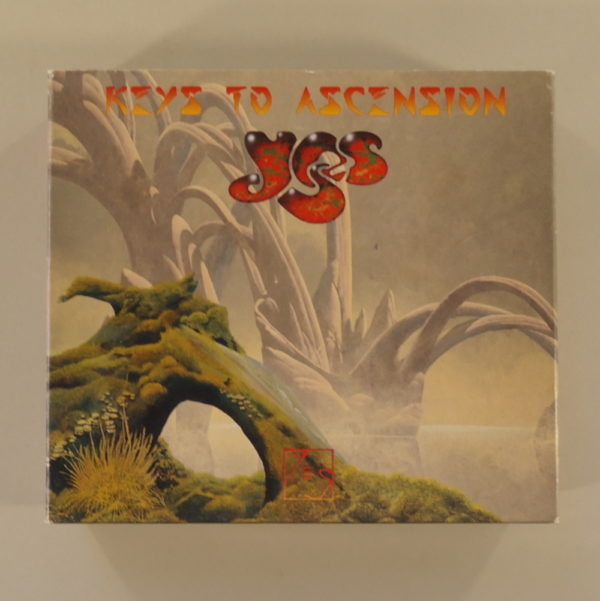 Yes ‎– Keys To Ascension