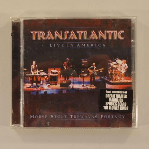 Transatlantic – Live In America