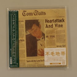 Tom Waits ‎– Heartattack And Vine