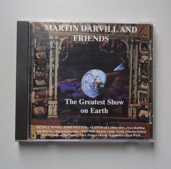 Martin Darvill And Friends – The Greatest Show On Earth