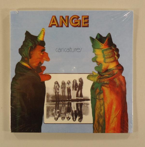 Ange – Caricatures