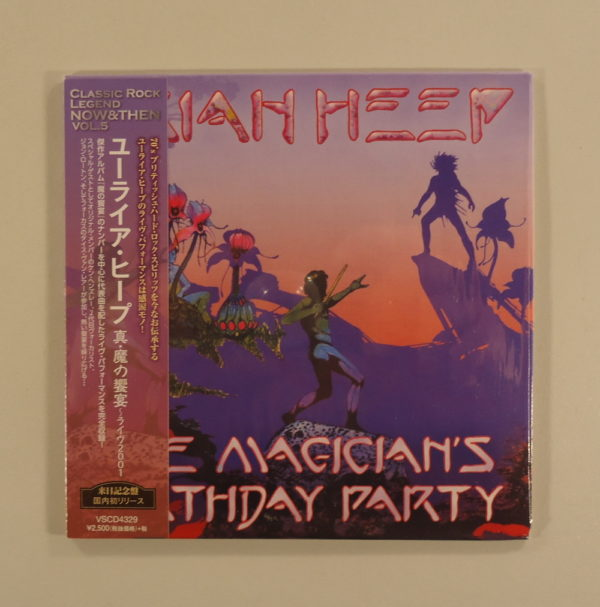 Uriah Heep – The Magician's Birthday Party
