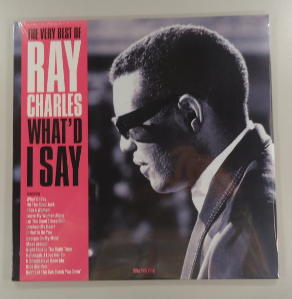 Ray Charles – The Very Best Of Ray Charles What'd I Say