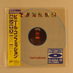 Kansas – Vinyl Confessions
