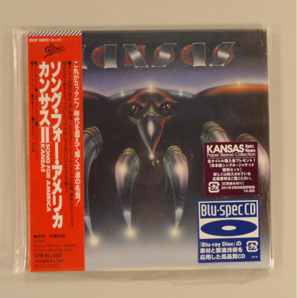 Kansas ‎– Song For America