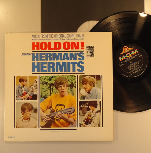 Herman's Hermits ‎– Hold On!