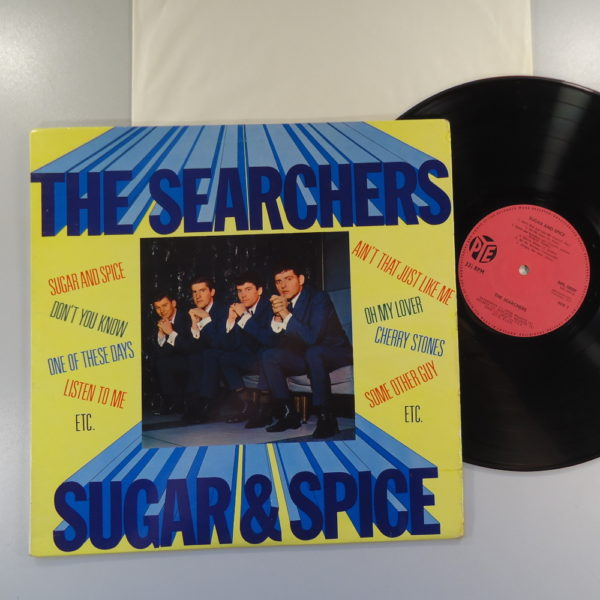 The Searchers ‎– Sugar And Spice