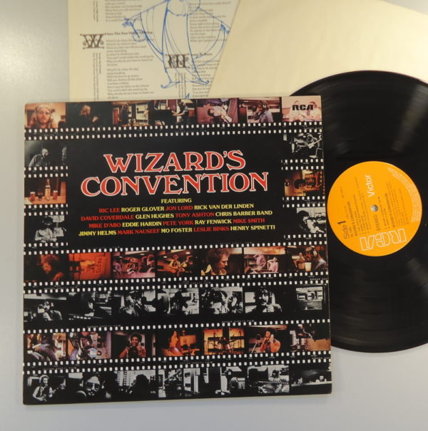 Wizard's Convention – Wizard's Convention