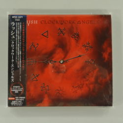 Rush ‎– Clockwork Angels
