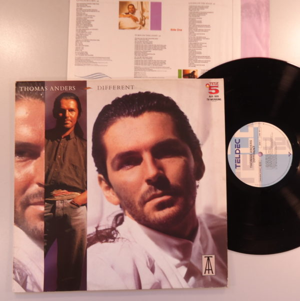 Thomas Anders ‎– Different