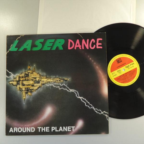 Laserdance – Around The Planet