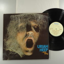 Uriah Heep – ...Very 'Eavy Very 'Umble