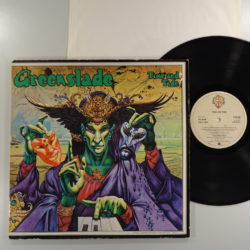 Greenslade ‎– Time And Tide