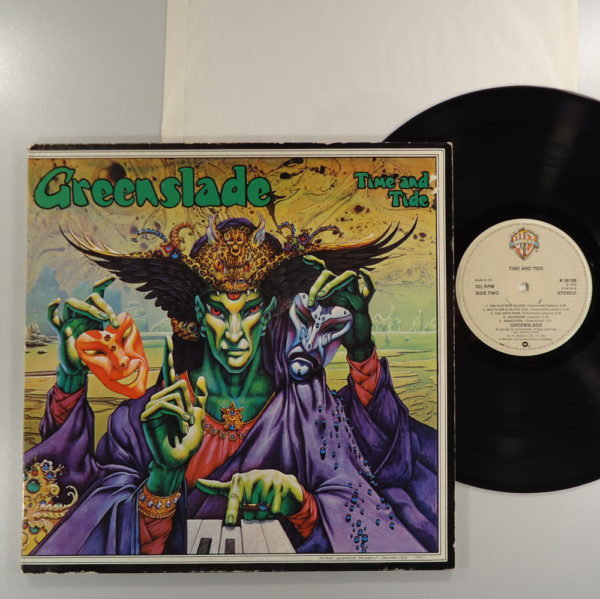 Greenslade – Time And Tide