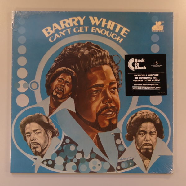Barry White – Can't Get Enough