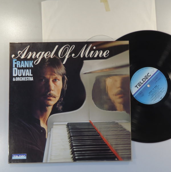 Frank Duval & Orchestra – Angel Of Mine
