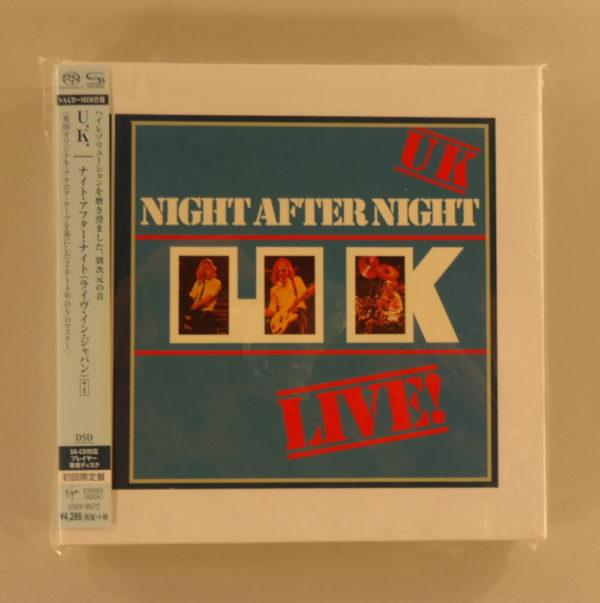 UK – Night After Night