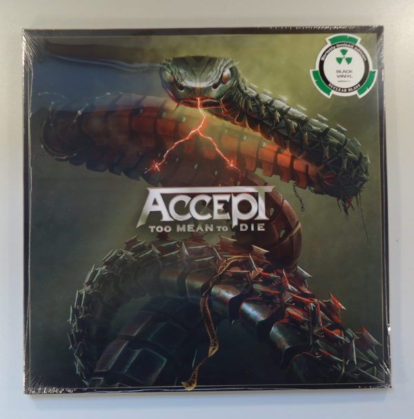 Accept ‎– Too Mean To Die