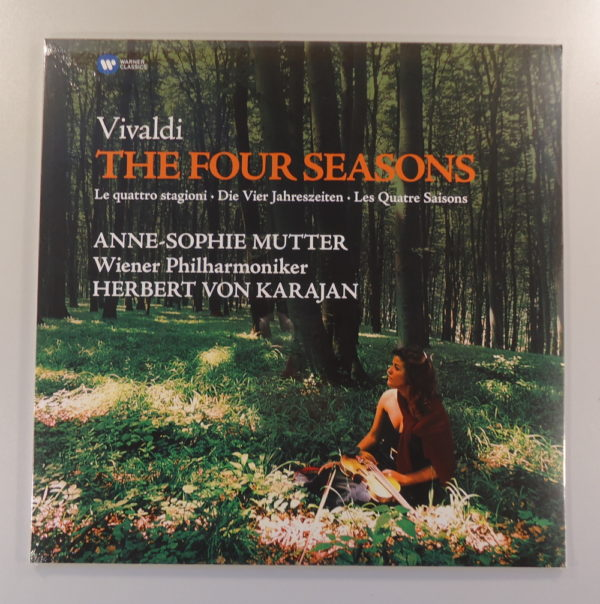 Vivaldi ‎– The Four Seasons / Le Quattro Stagioni