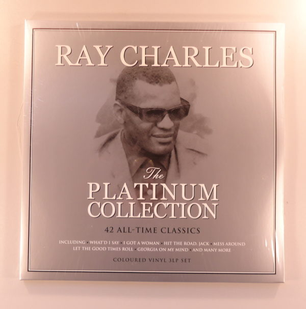 Ray Charles ‎– The Platinum Collection