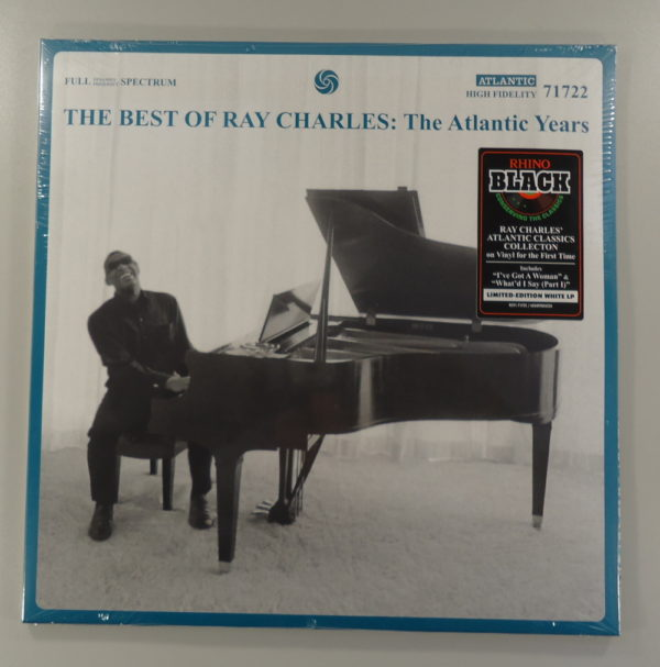 Ray Charles – The Best Of Ray Charles: The Atlantic Years