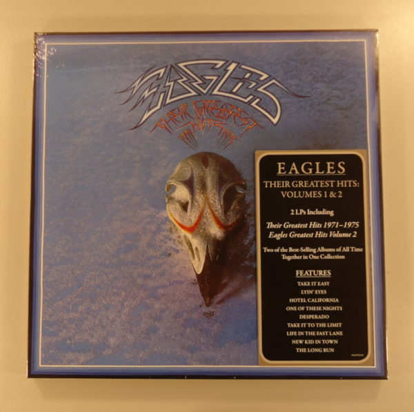Eagles – Their Greatest Hits Volumes 1 & 2