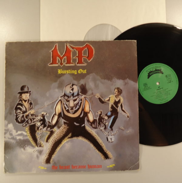 MP – Bursting Out (The Beast Became Human)