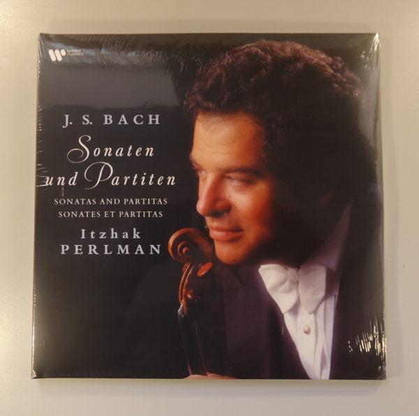Itzhak Perlman - Bach Sonaten & Partiten