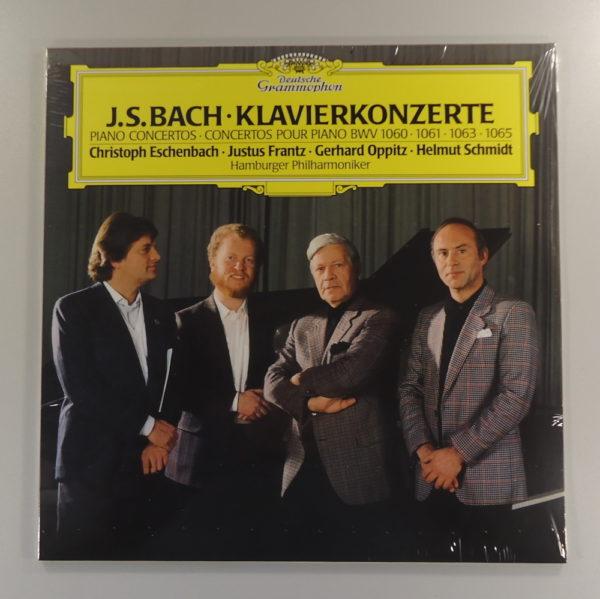 J.S. Bach - Concertos Pour Piano BWV 1060 • 1061 • 1063 • 1065