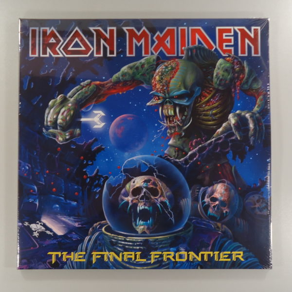 Iron Maiden ‎– The Final Frontier