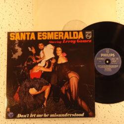 Santa Esmeralda Starring Leroy Gomez – Don't Let Me Be Misunderstood