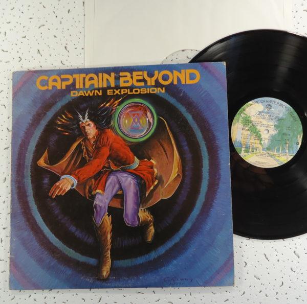 Captain Beyond – Dawn Explosion