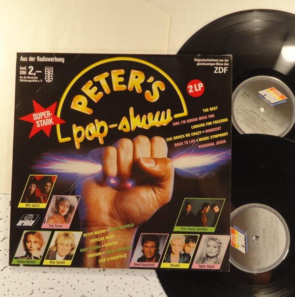 Peter's Pop Show