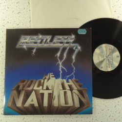 Restless – We Rock The Nation