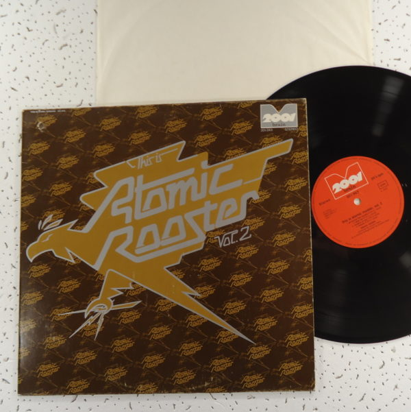 Atomic Rooster – This Is Atomic Rooster Vol. 2