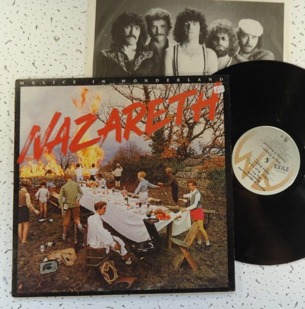 Nazareth – Malice In Wonderland
