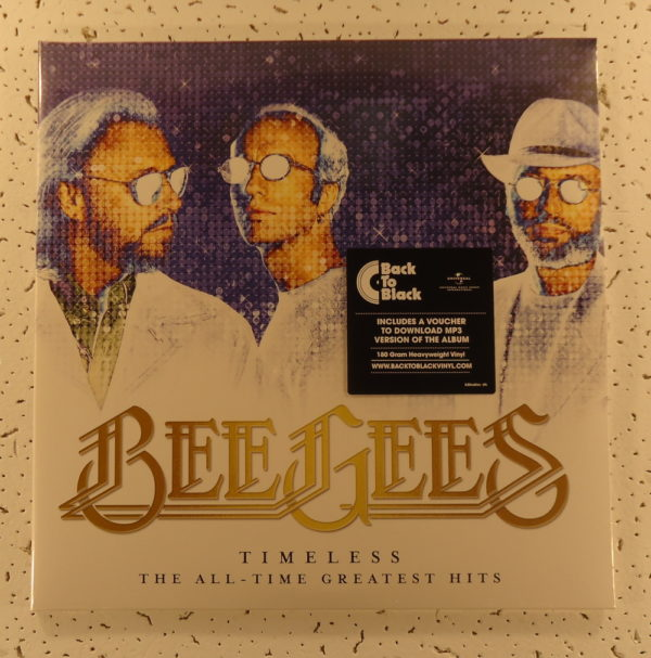 Bee Gees – Timeless (The All-Time Greatest Hits)