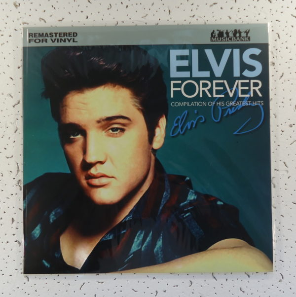 Elvis Presley – Elvis Forever (Compilation Of His Greatest Hits)