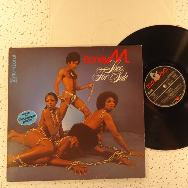 Boney M. – Love For Sale