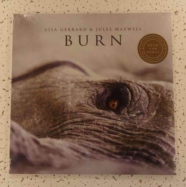 Lisa Gerrard & Jules Maxwell – Burn